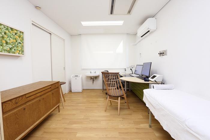 厚木胃腸科医院 診察室