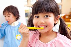 お子さまの虫歯治療